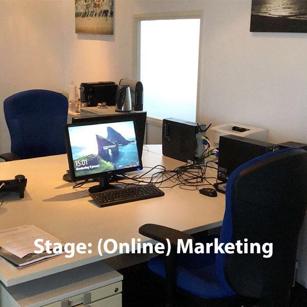 marketing en communicatie mbo stage